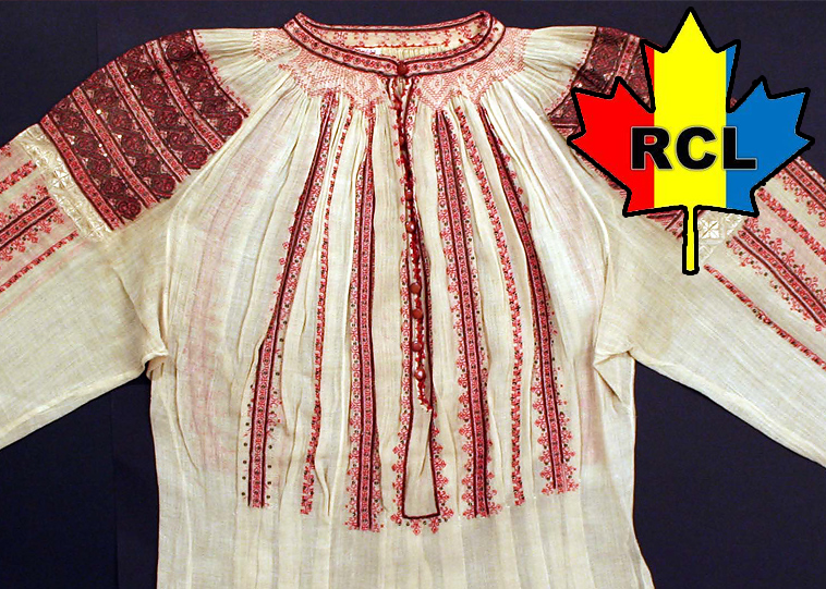 Romanian Blouse Day