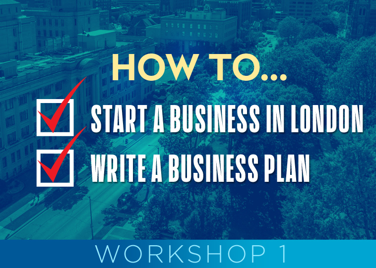 How to start a Business and Write a Business plan Workshop #1 (Free event)
